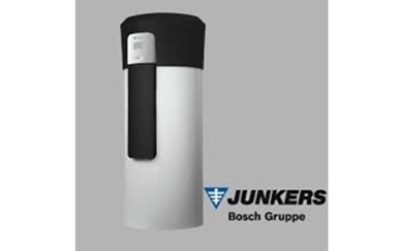 Hot  Water: heat pumps by Junkers