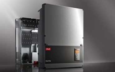 Single phase inverters by Danfoss: 97.3% maximum efficiency
