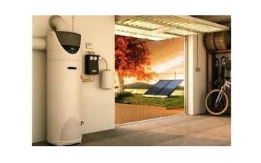 Heat up the water with the air: heat pumps by Ariston