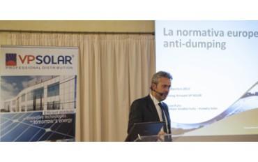 Hanwha SolarOne: intervista ad Alessio Palla al Meeting Annuale VP Solar
