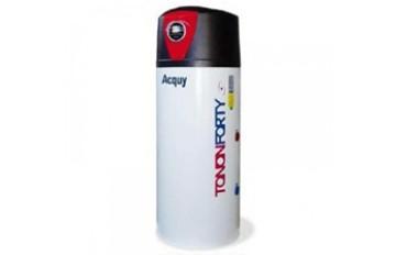 300 Liters heat pump: how to get thermal storage