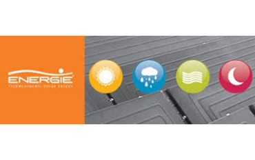 Solarthermodynamic by Energie: heat during day and night