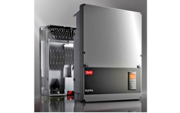 New Three Phase Inverters by Danfoss: 3 independent mppt