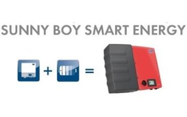 Sunny Boy Smart Energy: lo storage per SMA