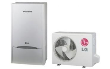 Therma V pompa di calore: l'alta efficienza di LG