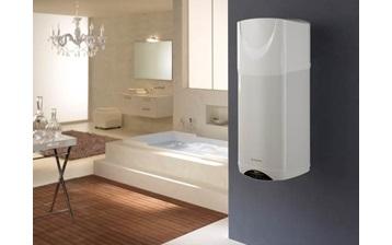 Scaldacqua a pompa di calore ariston efficienza e risparmio - Ariston scaldabagno pompa di calore ...