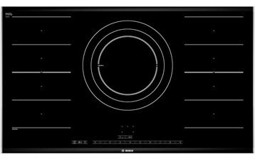 Piano cottura bosch con flexinduction tutta la cottura - Valvola sicurezza piano cottura ...