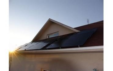 Riscaldamento a pavimento con il solare termodinamico