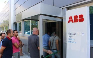 Visita ABB a Terranuova Bracciolini il 13 Ottobre