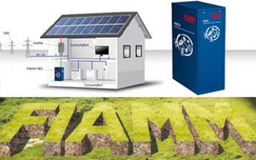 FIAMM: con VP Solar, le batterie solari di qualità
