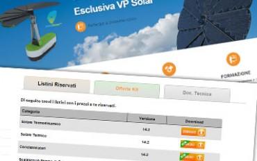 VP Solar: corsi, web, news e social network