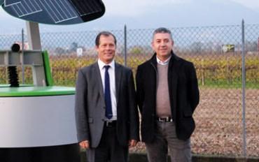 Solare termodinamico: Top Management di Energie in visita presso VP Solar