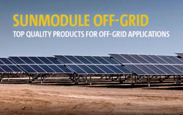 SolarWorld: i moduli di qualità europea a servizio anche degli impianti ad isola