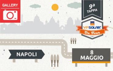 9^ tappa VP Solar on Tour: NAPOLI