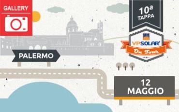 10^ tappa VP Solar on Tour: PALERMO