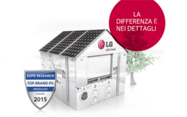 LG: High efficiency PV Modules