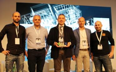 DomusManager.it di VP Solar vince il Primo Premio KNX 2015