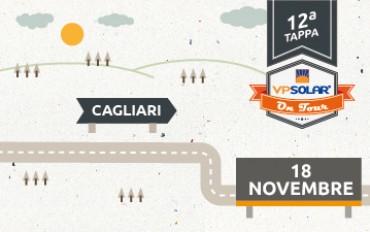 12^ TAPPA – CAGLIARI – 18 novembre