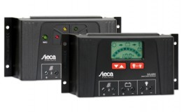Steca: charge controllers and off-grid systems