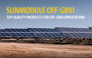 SolarWorld modules
