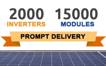 VP Solar: your reliable supplier even during shortages periods