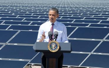 Barak Obama vuole il raddoppio dei fondi per l'Energia Pulita