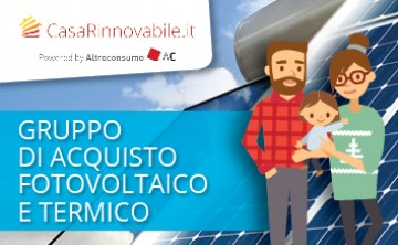 Gruppo di acquisto primavera solare archives vp solar - Altroconsumo fotovoltaico ...
