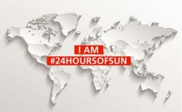 Fronius: 24 hours of sun