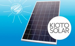 Kioto modules: high performance with PERC technology