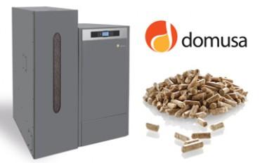 VP Solar e la Biomassa: Domusa Bioclass