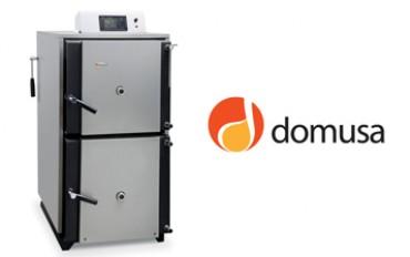 VP Solar e la Biomassa: Domusa Lignum IB