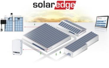 SolarEdge, anche per impianti commerciali