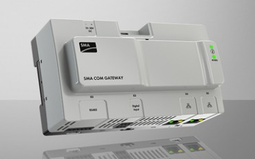 SMA COM Gateway Opens Up Future-Proof Data Communication For Pv Systems