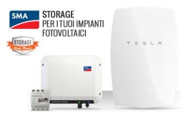 TESLA Powerwall: su impianto trifase con inverter SMA