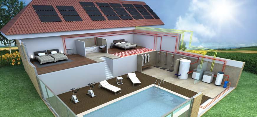 Solare termodinamico for Pannelli solari per acqua calda ultima generazione