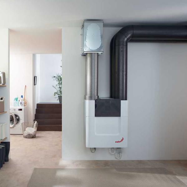 Ventilazione meccanica controllata con recupero del calore for Ventilazione meccanica