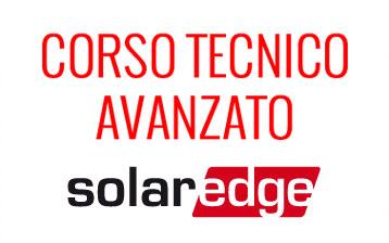 installatore certificato solaredge
