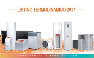 listino termodinamico 2017