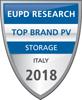 VARTA Top Brand PV Storage Italy 2018