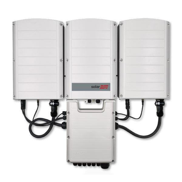 Solaredge Commercial Three Phase Inverter Se50k Se55k