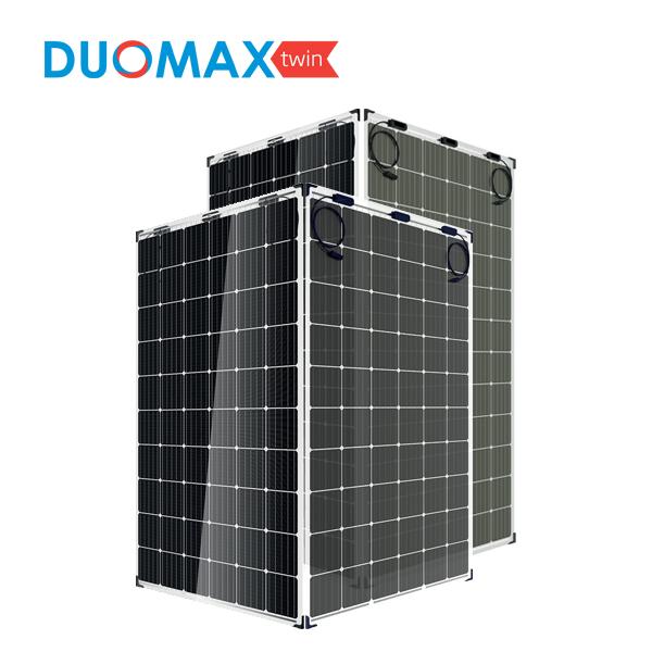 Trina Solar: DUOMAX twin - bifacciale